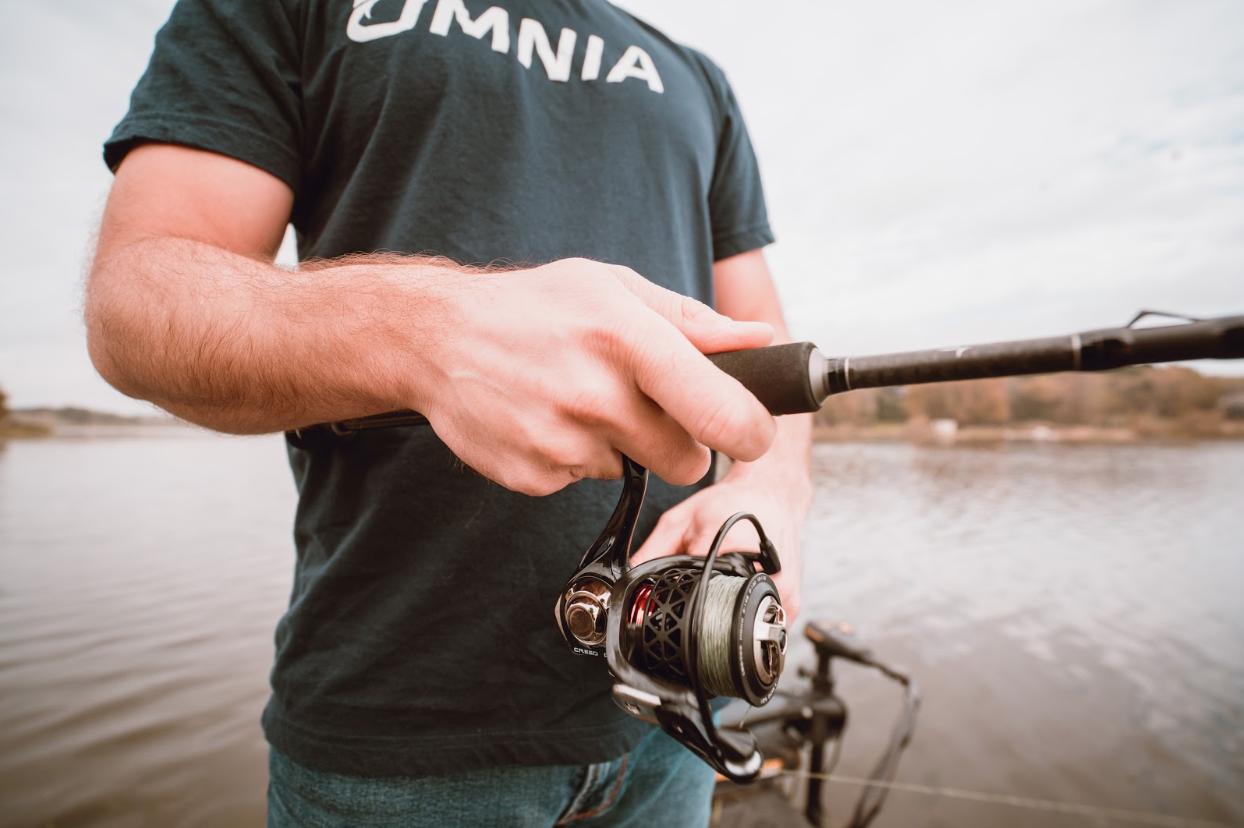 Tackle for Dropshot Fishing   Omnia Fishing
